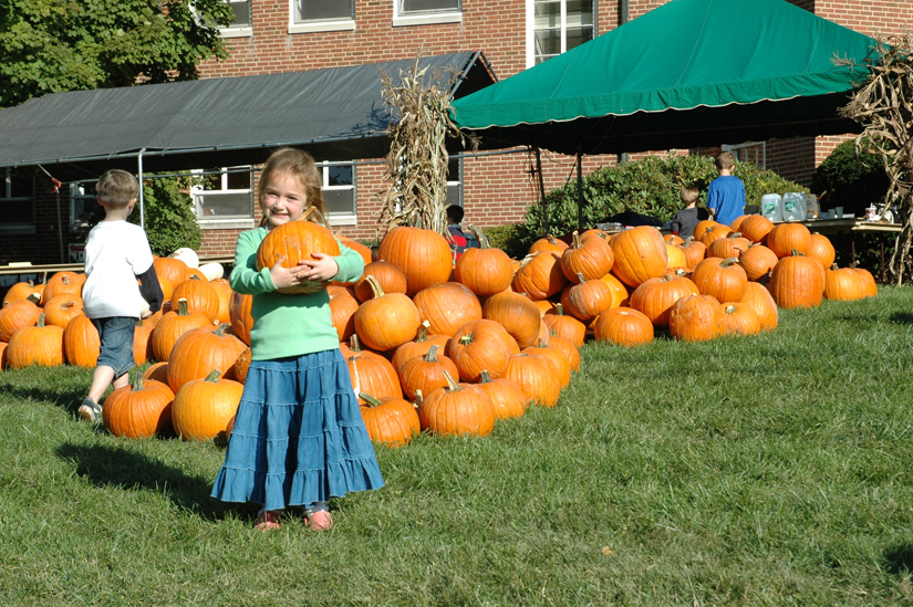 Pumpkin Patch Fund Raiser
