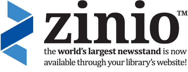Roanoke County Library Announces Zinio Newsstand Service