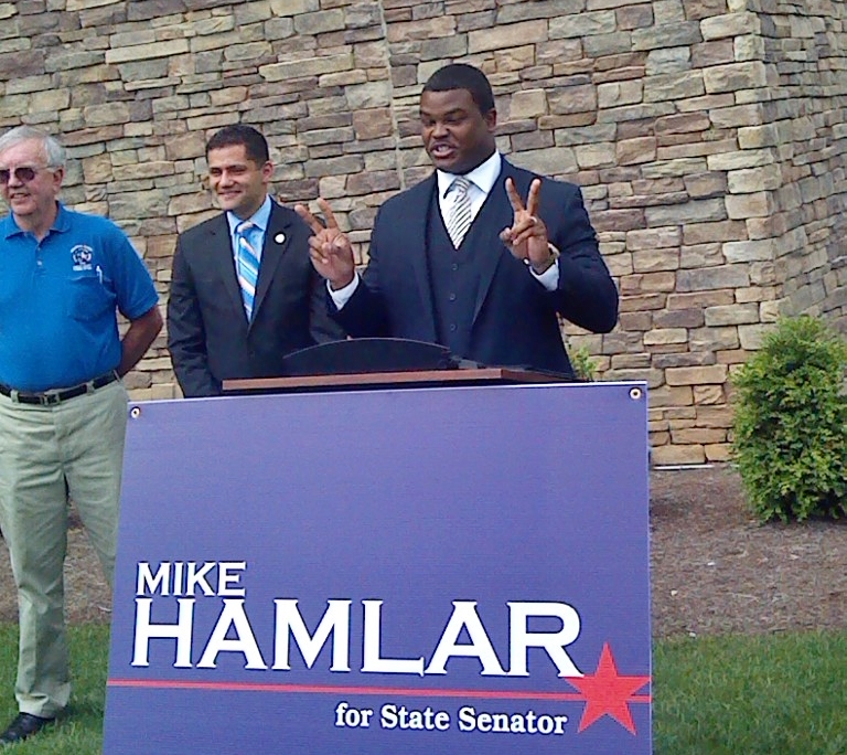 Hamlar Declares Intentions for State Senate Early - The