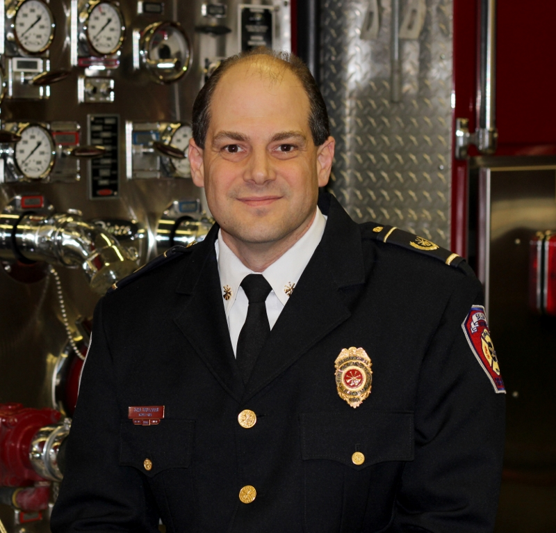 Salem Names New Fire Chief