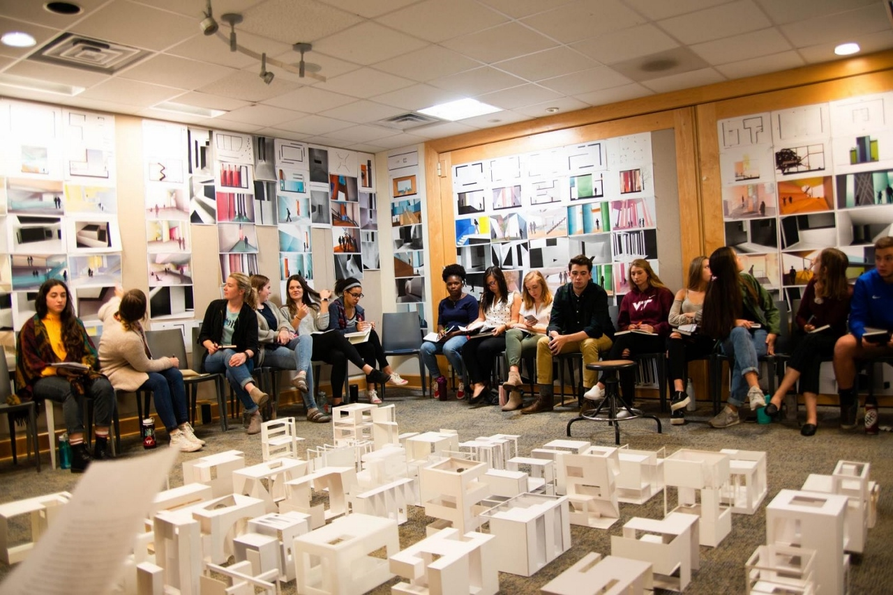 Virginia Tech Architecture Design Programs Ranked Among Best In Nation The Roanoke Star News